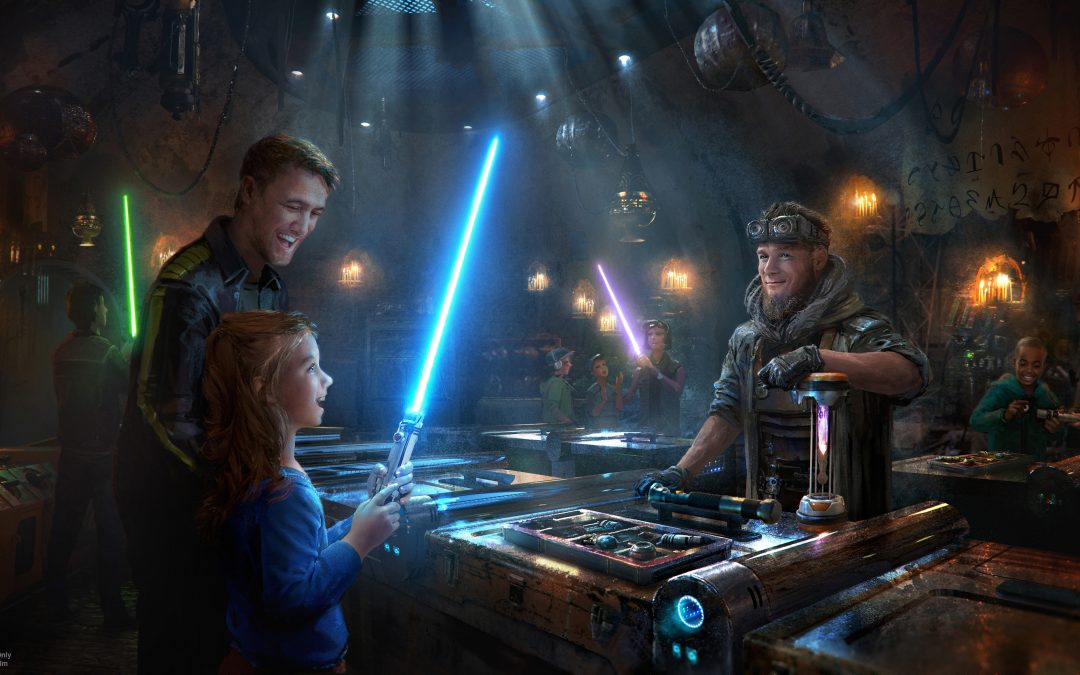 Star Wars: Galaxy's Edge merchandise prices are out of this world: $200 lightsabers, $100 droids – Orange County Register