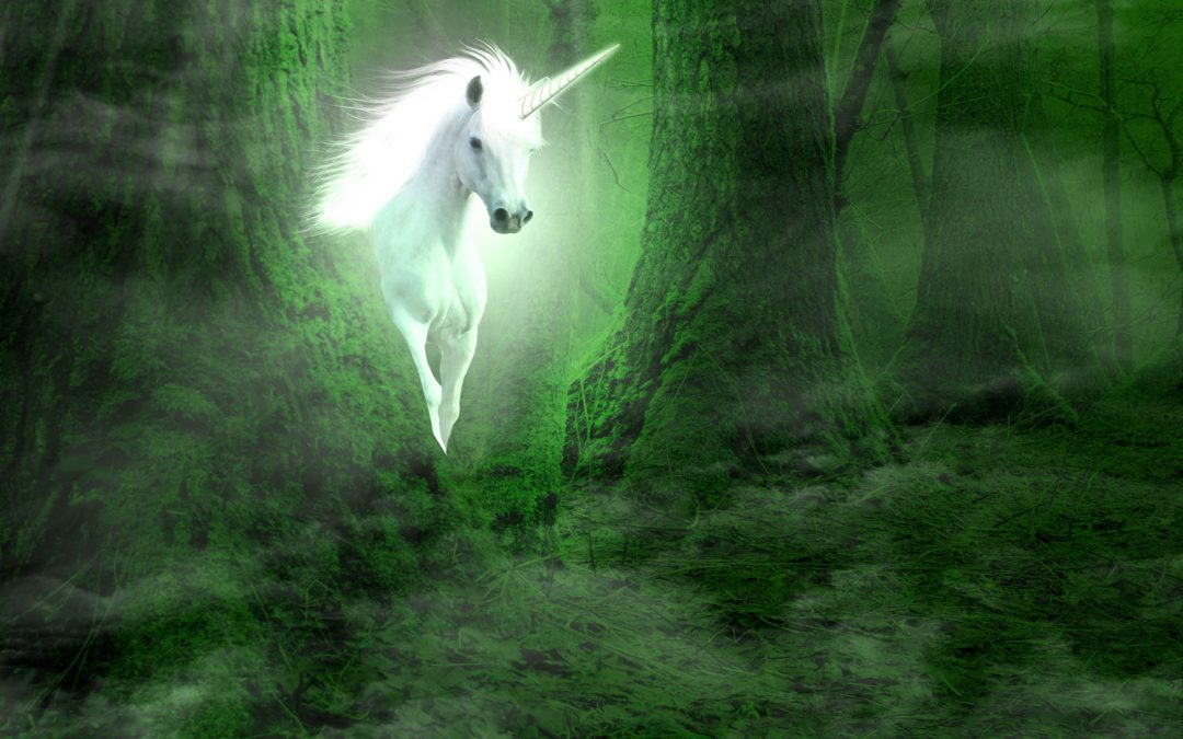 As the term 'unicorn' goes broke from overuse, what's actually rare? | TechCrunch