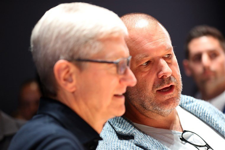 Jony Ive, the iconic designer behind Apple's iPhone, is leaving the company