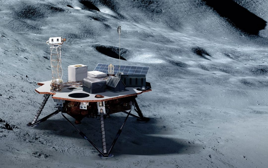 NASA will send three landers from three different companies to the Moon – BGR