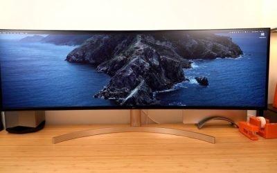 Hands-On With LG's Massive 5K 49-Inch $1,500 Display – MacRumors
