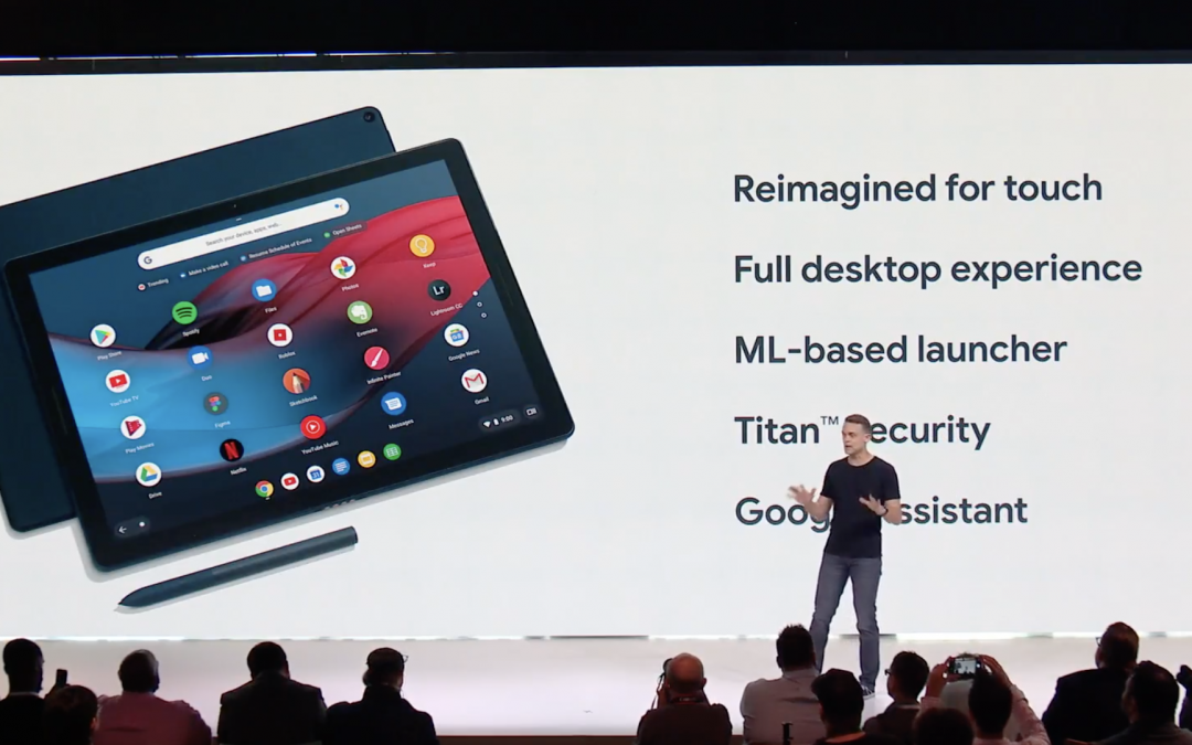 Google says it's not making any more tablets | TechCrunch