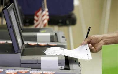 Microsoft will give away software to guard U.S. voting machines