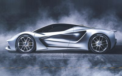 This is the Lotus Evija: a 1,972bhp electric hypercar | Top Gear