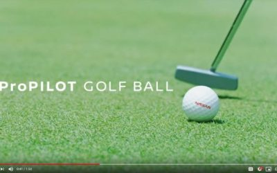 Nissan develops golf ball that automatically finds the hole every time – Japan Today