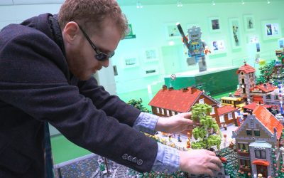 Lego is piloting audio and braille building instructions | TechCrunch