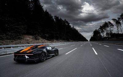 Bugatti Chiron Passes 300 MPH, Sets New World Record