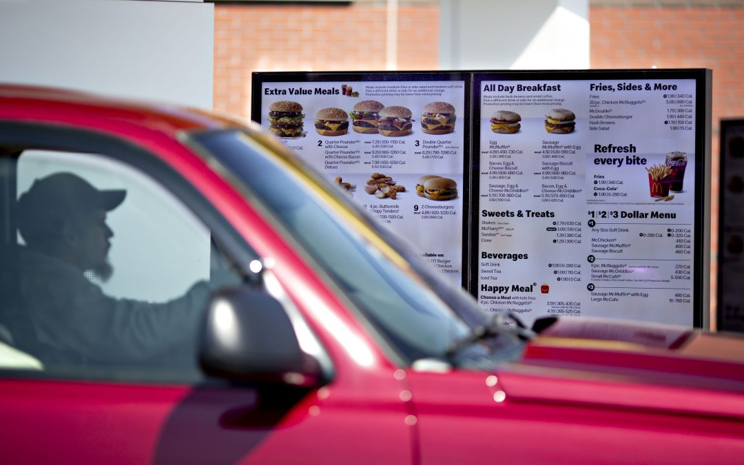 McDonald's acquires AI company trying to automate the drive-thru