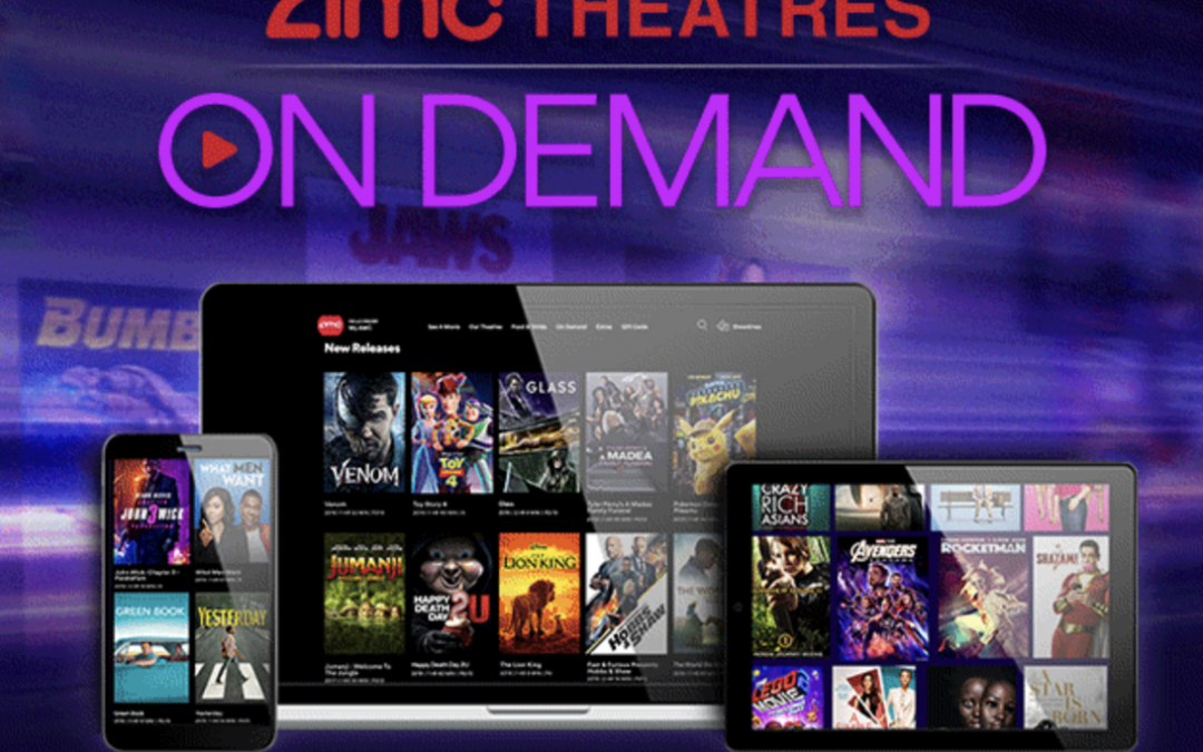 New AMC Theatres streaming service lets you rent or buy movies at home – CNET
