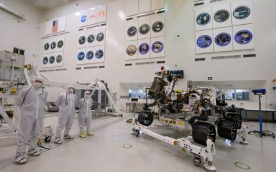 Mars 2020 rover to seek ancient life, prepare human missions