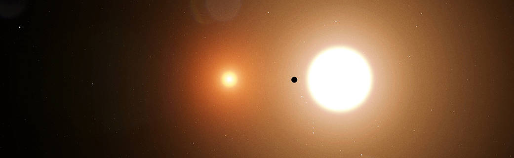 TESS Discovers Its 1st Planet Orbiting 2 Stars | NASA