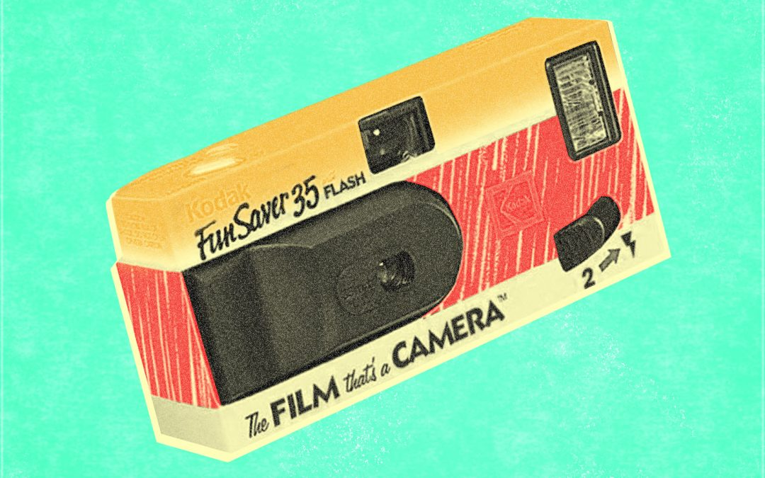 Youthsplaining: Why Are So Many Young People Obsessed With Disposable Cameras? – InsideHook