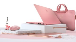 Out with the gray, in with the pink: we need more brightly-colored laptops | TechRadar