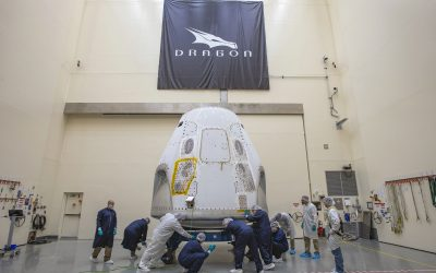 SpaceX will launch humans to space for the first time – BGR