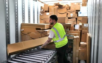 Amazon hiring 75,000 more workers as demand rises due to coronavirus
