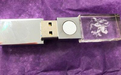 Pulling apart a £339 anti-5G USB stick – BBC News