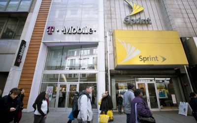 After merger, T-Mobile lays off hundreds of Sprint employees | TechCrunch