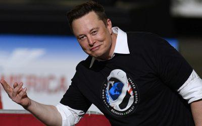 Elon Musk keeps climbing list of world's wealthiest people