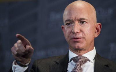 Jeff Bezos adds record $13 billion to fortune in one day – Orange County Register