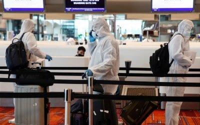 Singapore to make travelers wear electronic tags to enforce quarantine