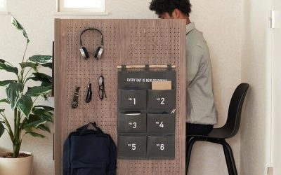 Panasonic is launching a cubicle for your work-from-home setup in September – CNET