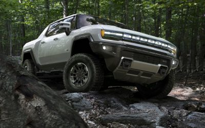 2022 GMC Hummer EV: 1,000 hp, 350 miles of range, $112,595