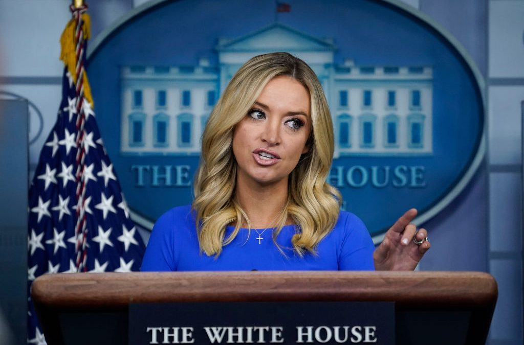 What Kayleigh McEnany Has Said after Having Her Twitter Account Locked