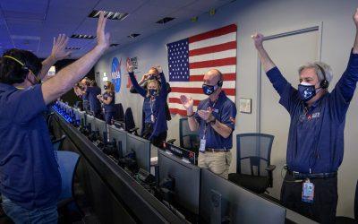Mars 2020 Perseverance Rover – NASA Mars