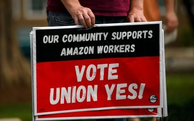 Why the Amazon union vote is taking so long to tally.