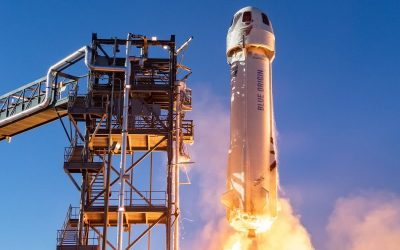 Blue Origin reveals Oliver Daemen flying to space with Jeff Bezos