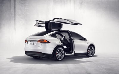 Tesla Model X Has Flaw Allowing It to Be Hacked and Stolen
