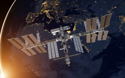 """Space Tourist Smuggled Ashes of 'Star Trek' Engineer """"Scotty"""" Aboard the ISS – Review Geek"""