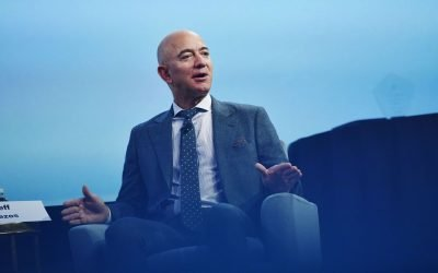 Jeff Bezos stepping down as Amazon CEO – Axios
