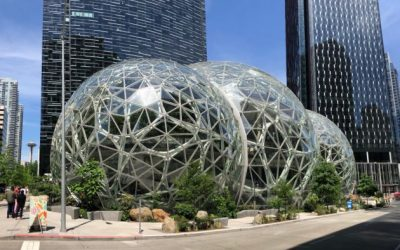 Amazon crushes earnings estimates with $108.5B in Q1 revenue, up 44%, profits of $8.1B, up 224% – GeekWire