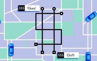 Rideshare companies say driver shortage is pushing prices up – Axios