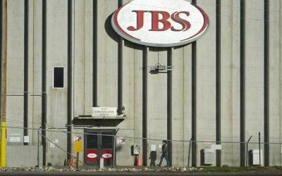 Largest meat producer getting back online after cyberattack