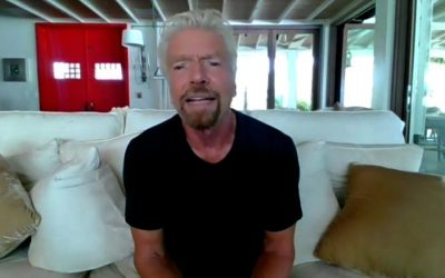 Richard Branson is taking a big risk going to space – CNN