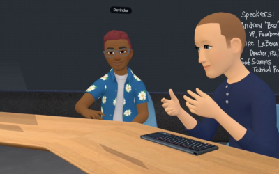 New Facebook app moves workplace meetings to VR – Axios