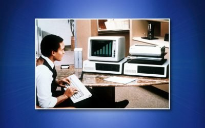 40 Years Later: What Was it Like to Use an IBM PC in 1981?