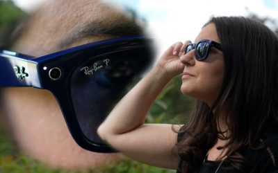 Smart Glasses by Facebook and Ray-Ban Mix Cool With Creepy – WSJ