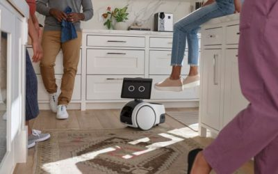 Amazon event 2021 live updates: Astro home robot and more announced