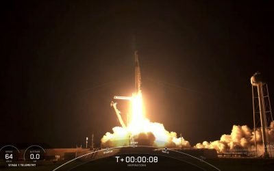 SpaceX Launches Astronaut Crew Like No Other on Orbital Adventure – The New York Times